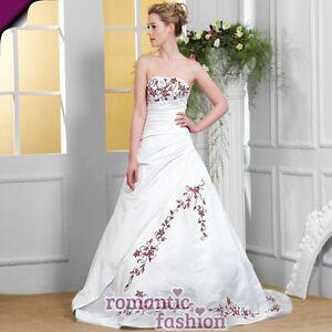 Elegantes-Brautkleid-Hochzeitskleid-in-Weiss-Groesse-34-bis-54-NEU-SOFORT-W006