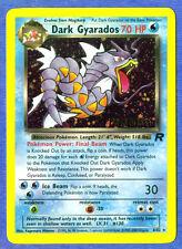 DARK GYARADOS Pre-release Promo Card -- FOIL (Pokemon) m