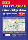 Ordnance Survey/Philip's Street Atlas Cambridgeshire by Octopus Publishing Group (Spiral bound, 2001)