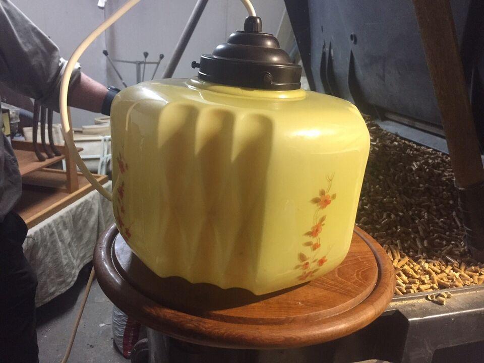 Lampe pendel , Retro