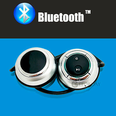 Wireless Bluetooth Stereo Headset Headphone for iPhone 6 6 Plus Samsung HTC