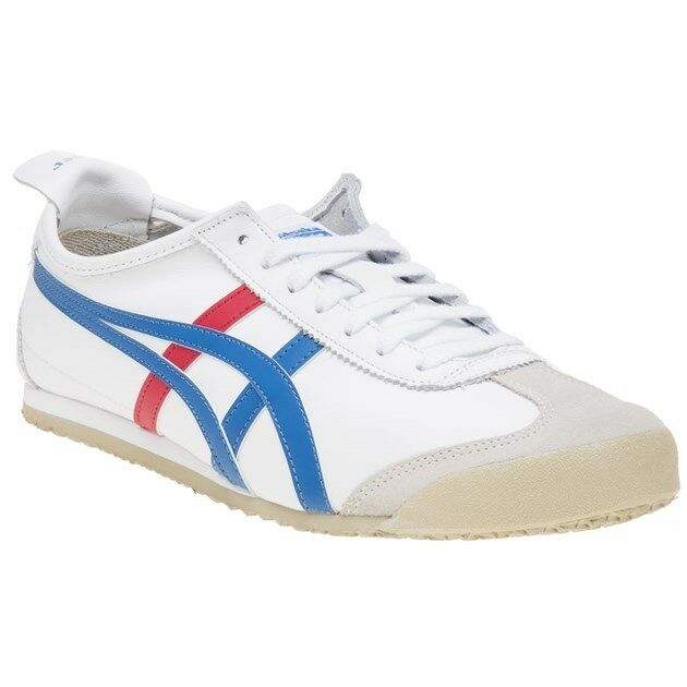 7ba1bc68b2d6 Asics Onitsuka Tiger Mexico 66 Shoes Trainers White Dl408 0146 8 for sale  online