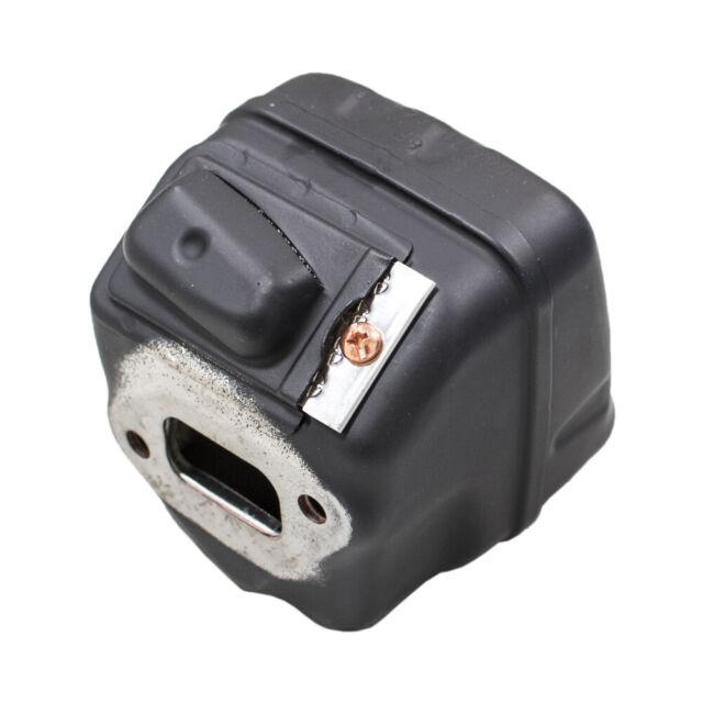 5 Gasket Set For Husqvarna 357 357XP 359 EPA Chainsaw Cylinder Crankcase Muffler