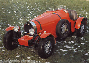 Postcard-72-Car-Automobil-Bugatti-type-59-1934
