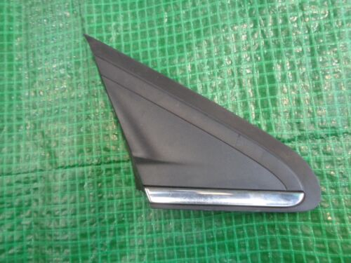 PEUGEOT 208 2014 WING TRIANGLE PLASTIC TRIM DRIVERS SIDE 9675878180
