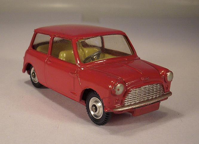 los últimos modelos Corgi Juguetes 225 Austin Seven rojo rojo rojo  083  precios al por mayor