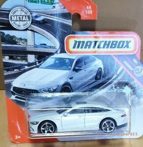 2020-MB1201-Matchbox-Mbx-44-2018-Mercedes-Benz-AMG-GT-63-S-Nuevo-Coche-Modelo-Diecast