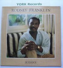 RODNEY FRANKLIN - Skydance - Excellent Condition LP Record CBS 26399