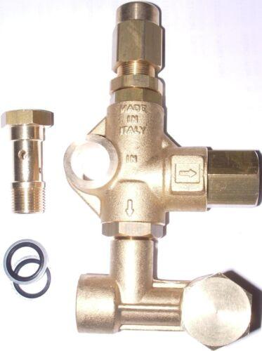 Lavadora a presión Jet Wash Válvula de descarga VB75 Petrol /& Diesel Interpump Nuevo