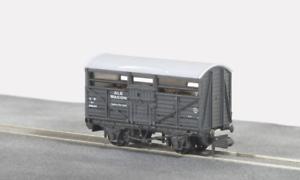 Peco-NR-46A-N-Gauge-GWR-Ale-Wagon