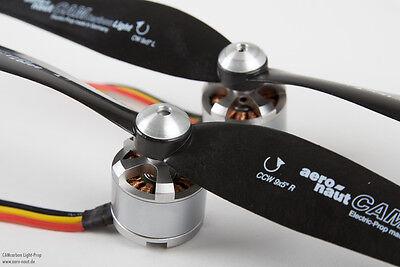 Propeller für DJI Phantom Aeronaut CamCarbon light 9x5 1-4 Paar 721416 721516