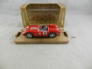 Brumm-R93-1960-Ferrari-250-T-r-s-Le-Mans-Hp-300-Racing-N-11-Escala-1-43