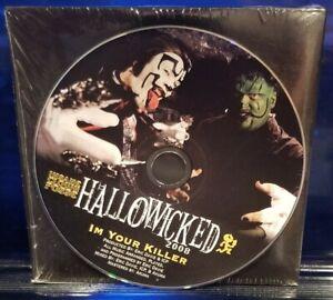 Insane Clown Posse - I'm Your Killer Hallowicked 2008 CD rare twiztid boondox