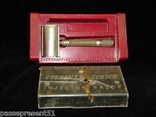Ancien rasoir, Eversharp-Schick, injector Razor