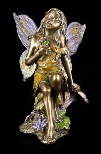 Fee Deko Bronze-Optik Veronese Sandy Kleine Elfen Figur