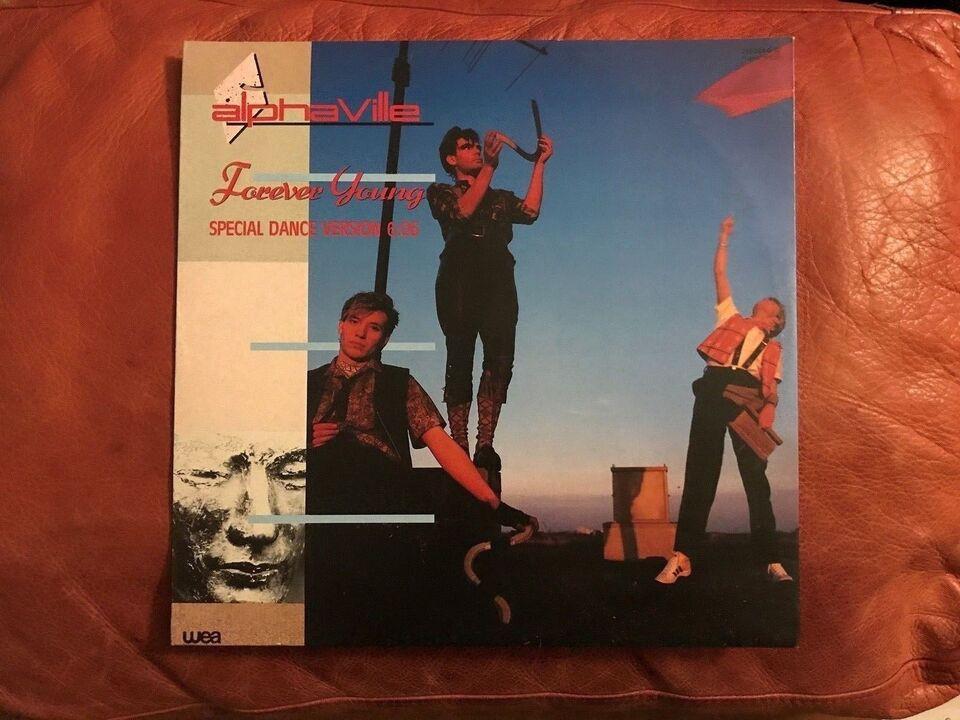 LP, Alpha Ville , Forever Young