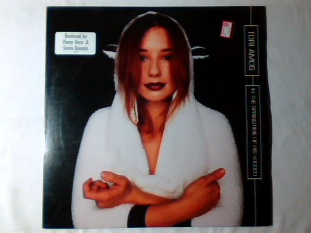 "TORI AMOS In the springtime of his voodoo 12"" USA"