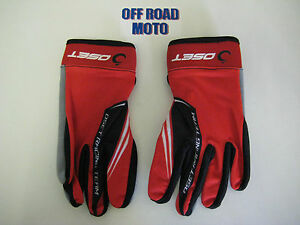 OSET-KIDS-ELECTRIC-TRIALS-BIKE-RIDING-GLOVES-ALL-SIZES-AVAILABLE-QUALITY-RED