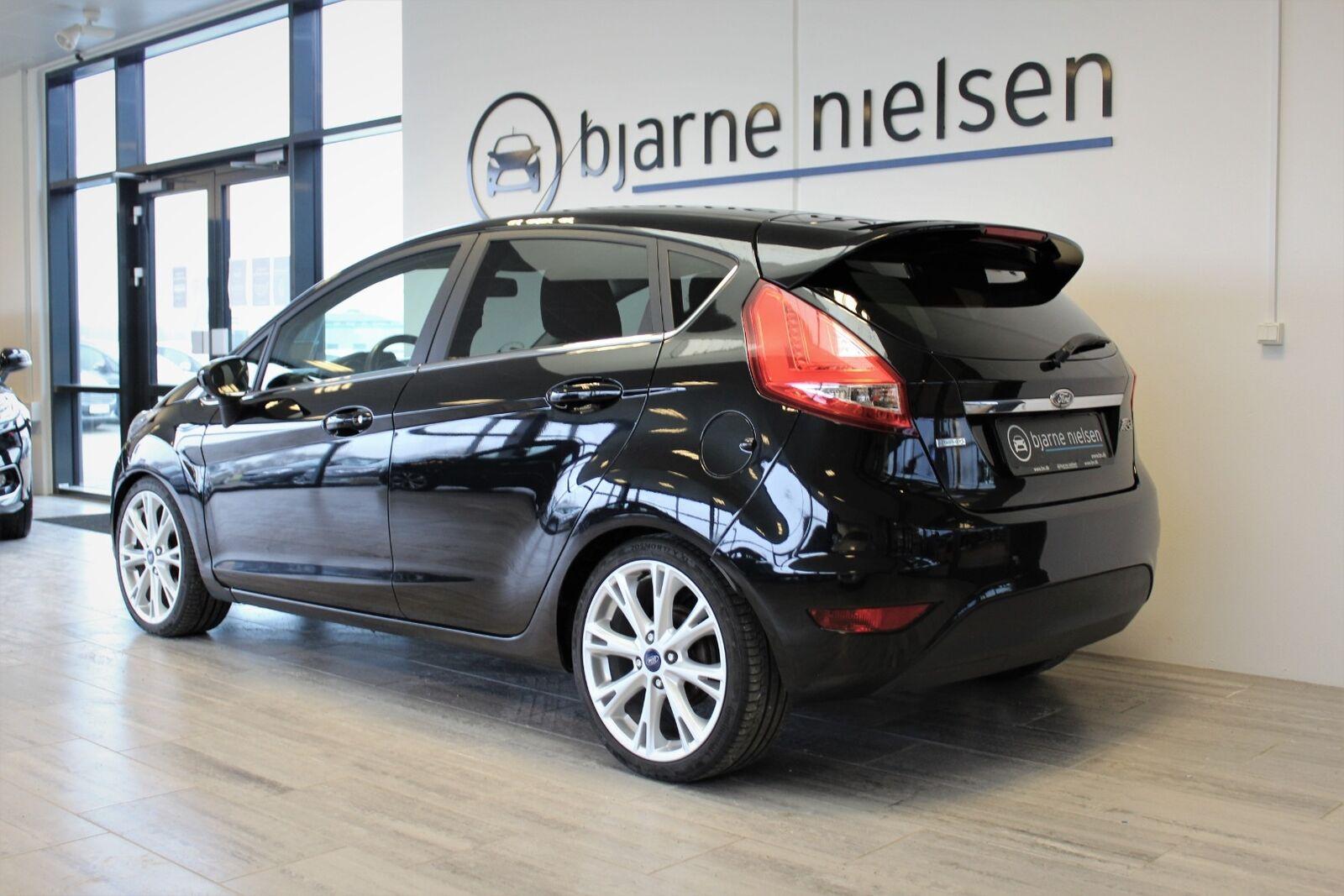 Ford Fiesta 1,0 EcoBoost Titanium X - billede 2