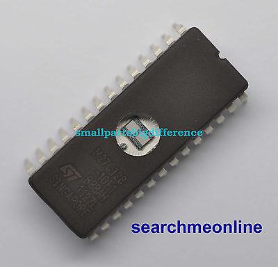 NEW  50PCS M27C256B-10F1 M27C256B Manu:ST Encapsulation:CDIP-28 EPROMs