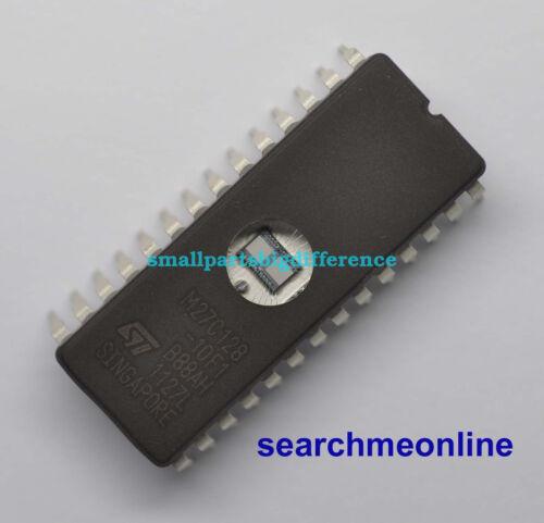 20//50//100pcs M27C128-10F1 New Genuine ST CDIP-28 ICs  Wholesaler