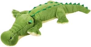 XXL-Pluesch-Krokodil-Alligator-Plueschtier-Kuscheltier-Stofftier-165-cm-gross-gruen