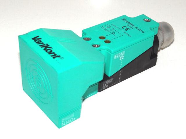 Pepperl+Fuchs VariKont INI Induktiver Sensor NJ40 29854S Top
