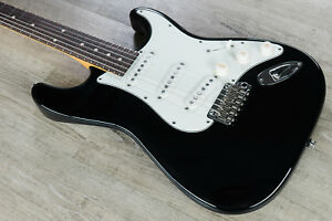 Suhr Classic S SSS Electric Guitar Indian Rosewood Fingerboard SSCII Black