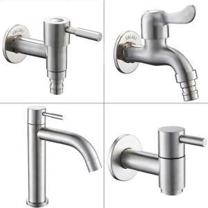 Details zu Kaltwasser Armatur Standventil Wasserhahn Waschbecken  Küchenarmatur Bad Gäste WC