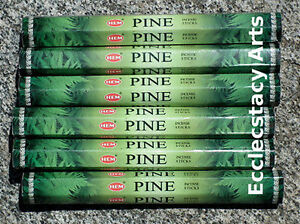 Hem-Pine-Incense-20-40-60-80-100-120-Sticks-Forest-Scent-Bulk-Wholesale