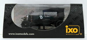 Ixo-Models-1-43-Scale-Diecast-LMC012-Bentley-3L-Winner-Le-Mans-1924-BRG