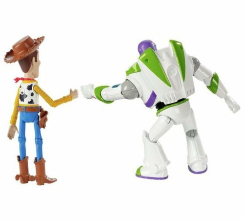 Disney Pixar Toy Story 7 in Woody /& Buzz Best toy story JOUET pour petits enfants environ 17.78 cm
