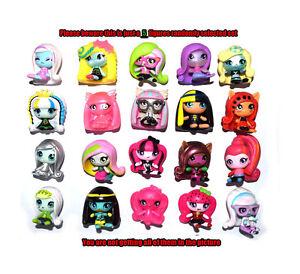"""Lot of 5 Random Select TMNT Teenage Mutant Ninja Turtles 2/"""" Mini Figure Set"""