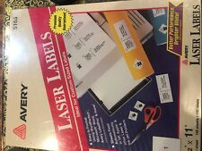 Avery Shipping Labels For Laser Printers 5165