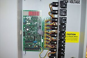 Details About Triatek Lp2600 Series Lighting Panel Ge Rr7 Rr9