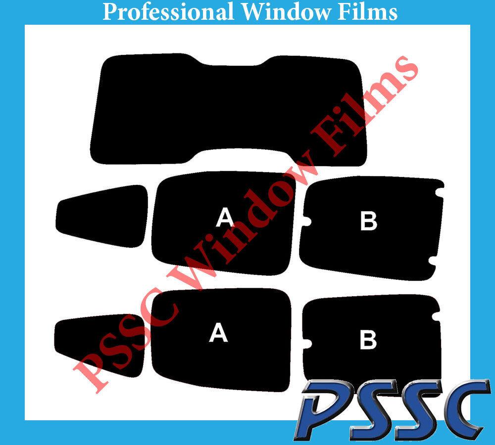 PSSC Pre Cut Rear Car Window Films - Peugeot Bipper Tepee 2008 to 2016