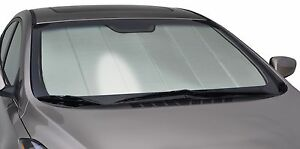FOLDING Custom Sun Shade 2004-2008 Ford F-150 F150 Windshield Best Fit FD-83-P