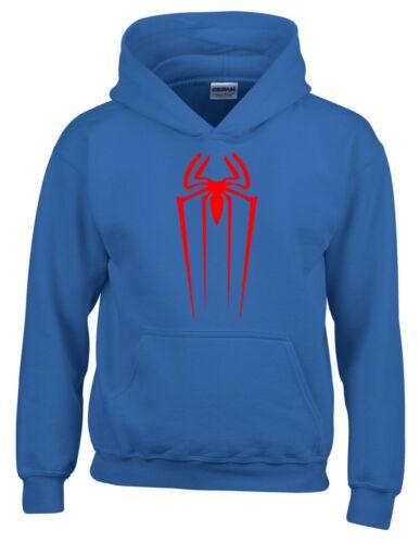 Spiderman Avengers Superhero Kids Hoodie