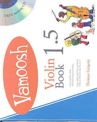 CD VAMOOSH VIOLIN Book 1 Gregory