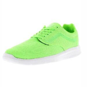 938a4e5b48064 Vans ISO 1.5 Verde Lima Neón Zapatillas Zapatos Hombres 3.5
