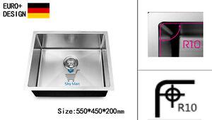 550mm-Kitchen-Sink-Stainless-Steel-Undermount-Topmount-R10-EDGE-Handmade-Laundry