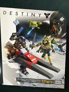 Mega-CONSTRUX-Destiny-Jeux-de-construction-avec-action-figures