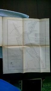 1865 Port of Providence Rhode Island 1865 US Coast Survey