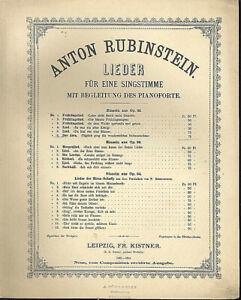 Anton-Rubinstein-034-Der-Asra-034-uebergrosse-Noten-ALT