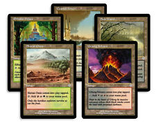 20x*Invasion Dual Land Set*NM/SP*4x of each type Magic the Gathering MTG FTG