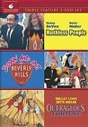 Ruthless People Down out Beverly Outrageous Region 1 DVD