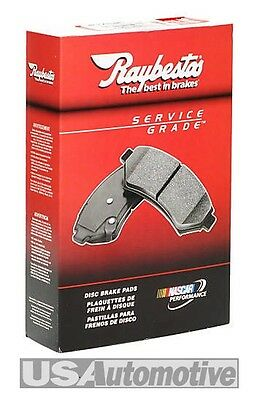 FORD MUSTANG FRONT BRAKE PADS 1965-1967 1966 65 66 67