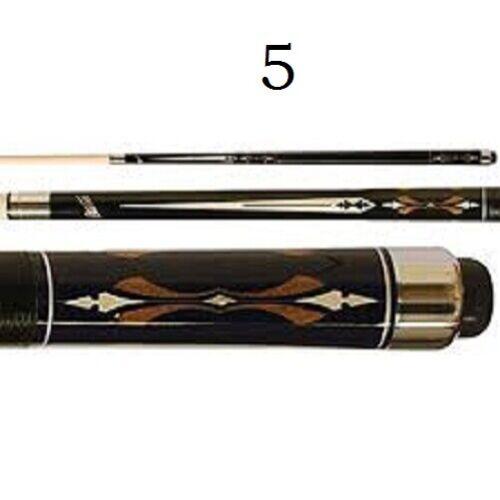 Custom Made To Order Cue Billiard Stick Inlay Inlaid Art One Kind Free Ship Gg2C