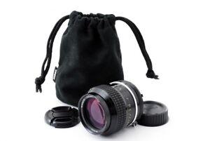 Nikon-Ai-Nikkor-105mm-f-2-5-35mm-SLR-MF-Lens-w-Case-From-Japan-3932