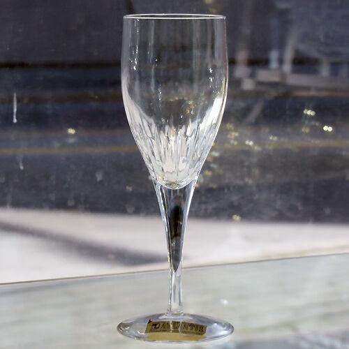Atlantis Crystal Sonnet de licor 5.75  de alto nuevo nunca usado 24% de plomo